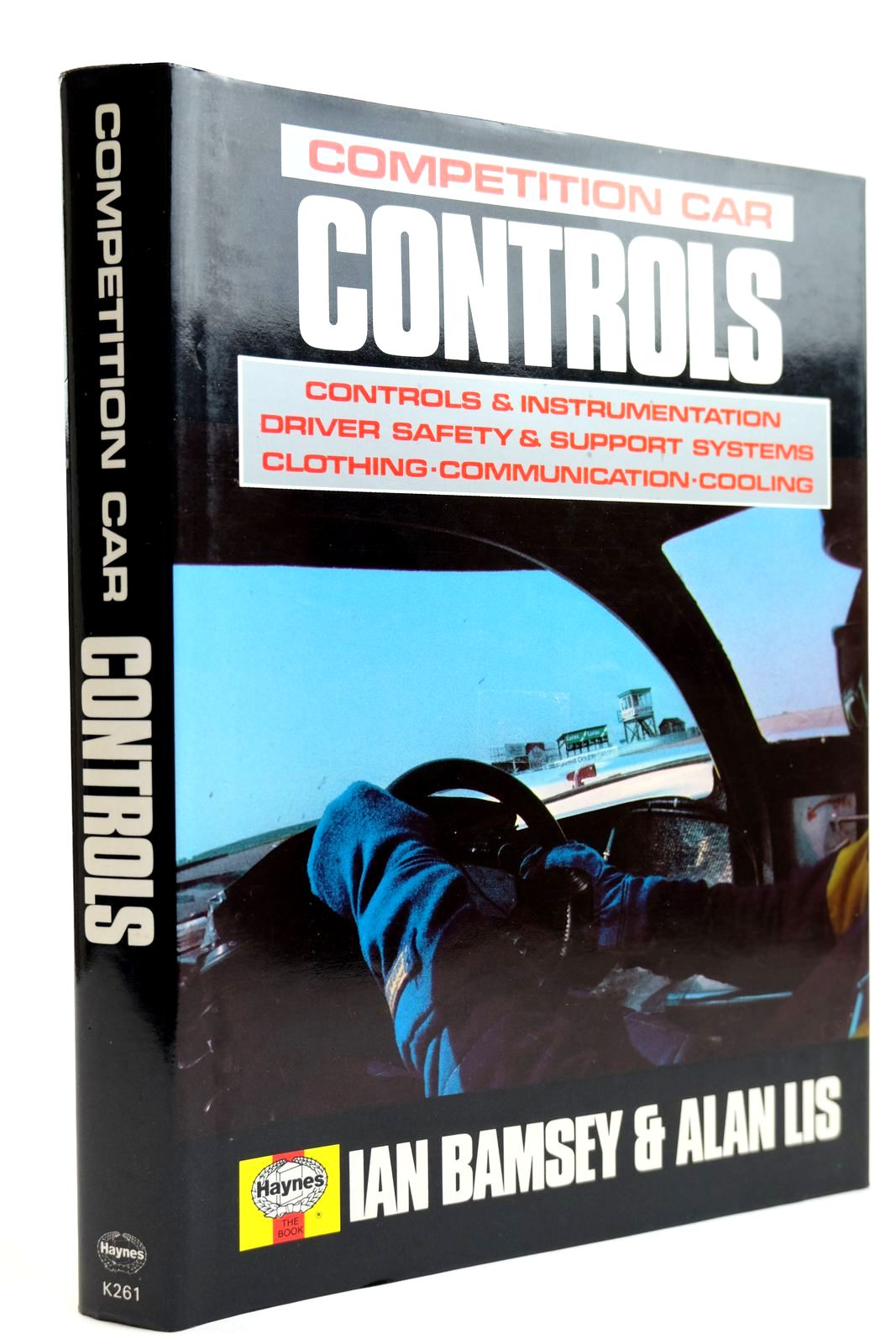 Photo of COMPETITION CAR CONTROLS written by Bamsey, Ian Lis, Alan published by Foulis, Haynes Publishing Group (STOCK CODE: 2131867)  for sale by Stella & Rose's Books