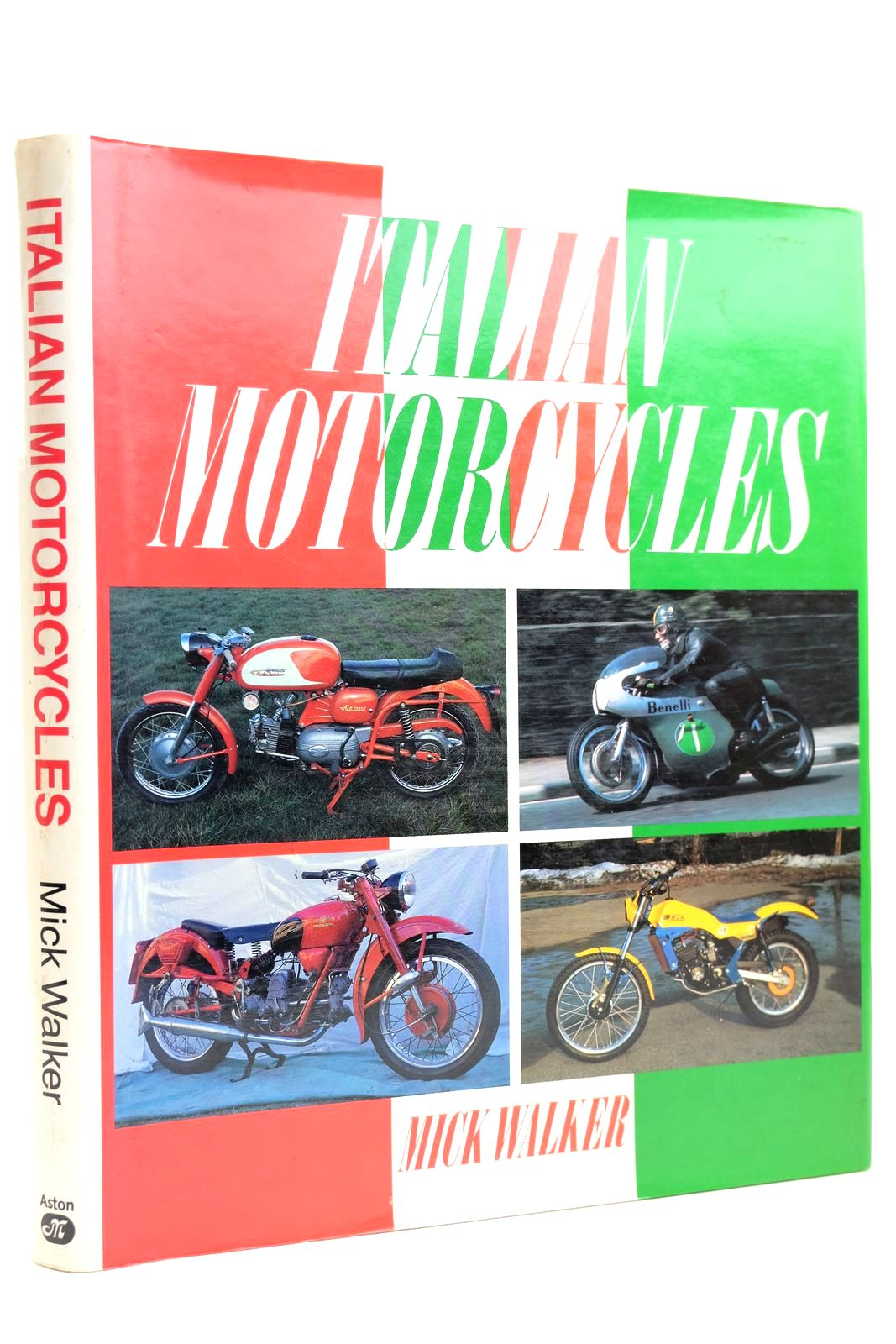 Photo of ITALIAN MOTORCYCLES written by Walker, Mick published by Aston Publications (STOCK CODE: 2131868)  for sale by Stella & Rose's Books