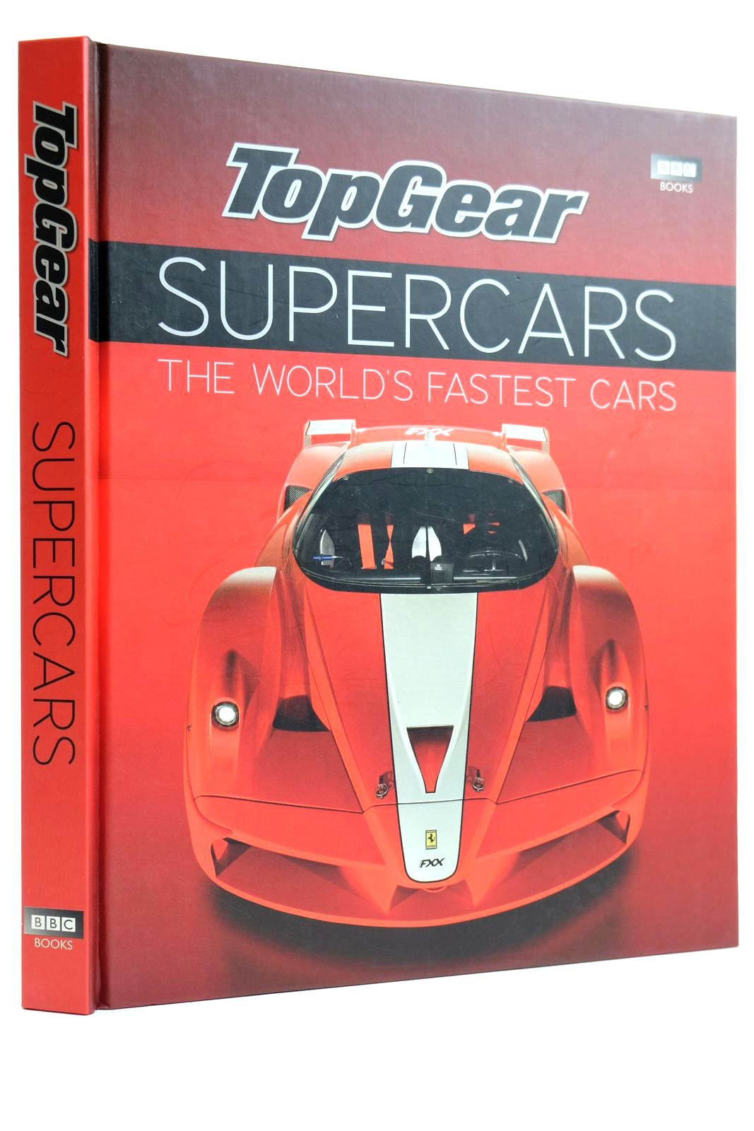 Photo of TOPGEAR SUPERCARS THE WORLD'S FASTEST CARS- Stock Number: 2131869
