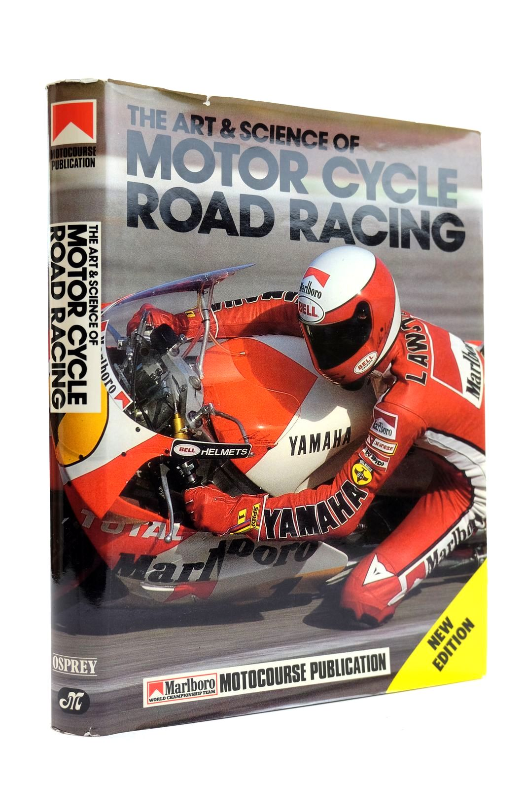 Photo of THE ART AND SCIENCE OF MOTOR CYCLE ROAD RACING- Stock Number: 2131875