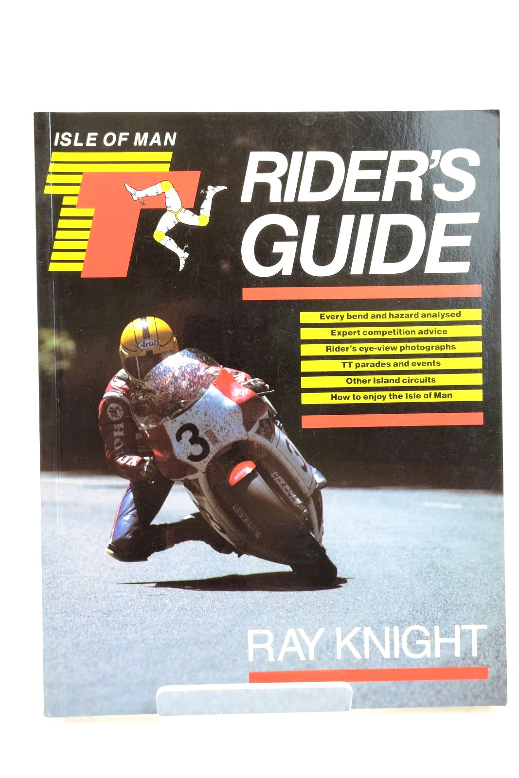 Photo of ISLE OF MAN TT RIDER'S GUIDE written by Knight, Ray published by Osprey Automotive (STOCK CODE: 2131877)  for sale by Stella & Rose's Books
