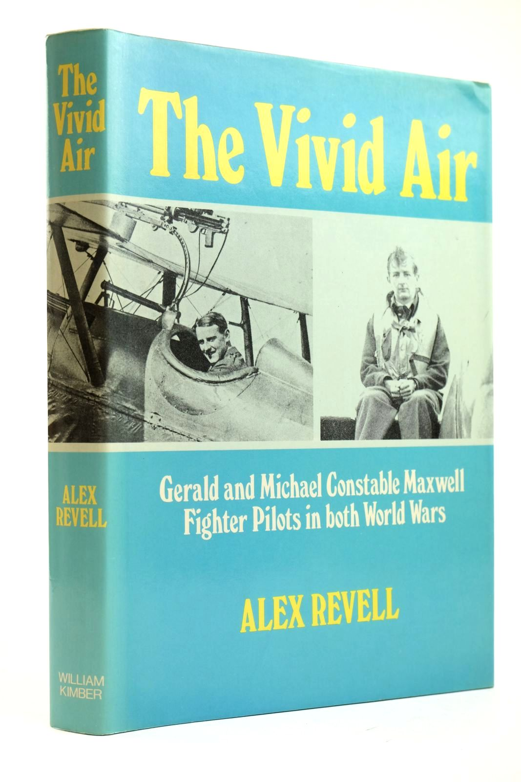 Photo of THE VIVID AIR written by Revell, Alex published by William Kimber (STOCK CODE: 2131883)  for sale by Stella & Rose's Books