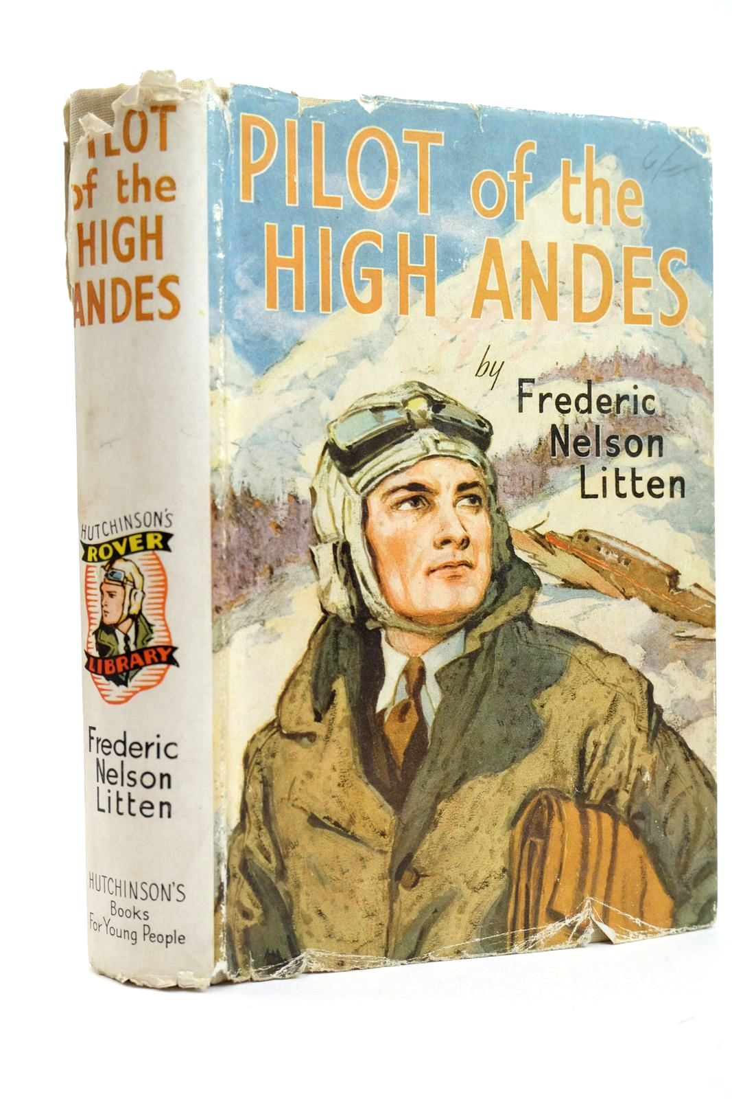 Photo of PILOT OF THE HIGH ANDES- Stock Number: 2131884