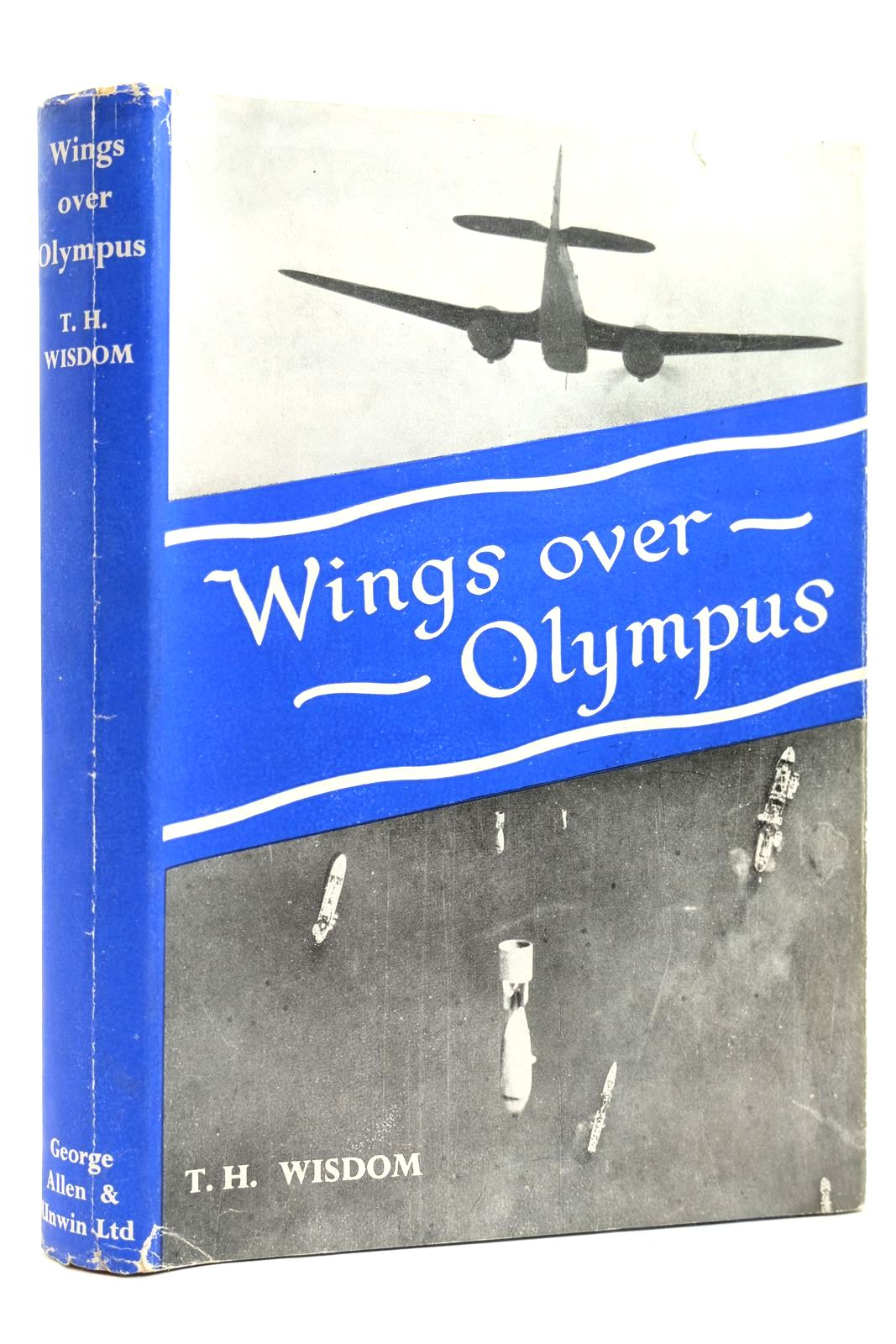 Photo of WINGS OVER OLYMPUS written by Wisdom, T.H. published by George Allen & Unwin Ltd. (STOCK CODE: 2131886)  for sale by Stella & Rose's Books