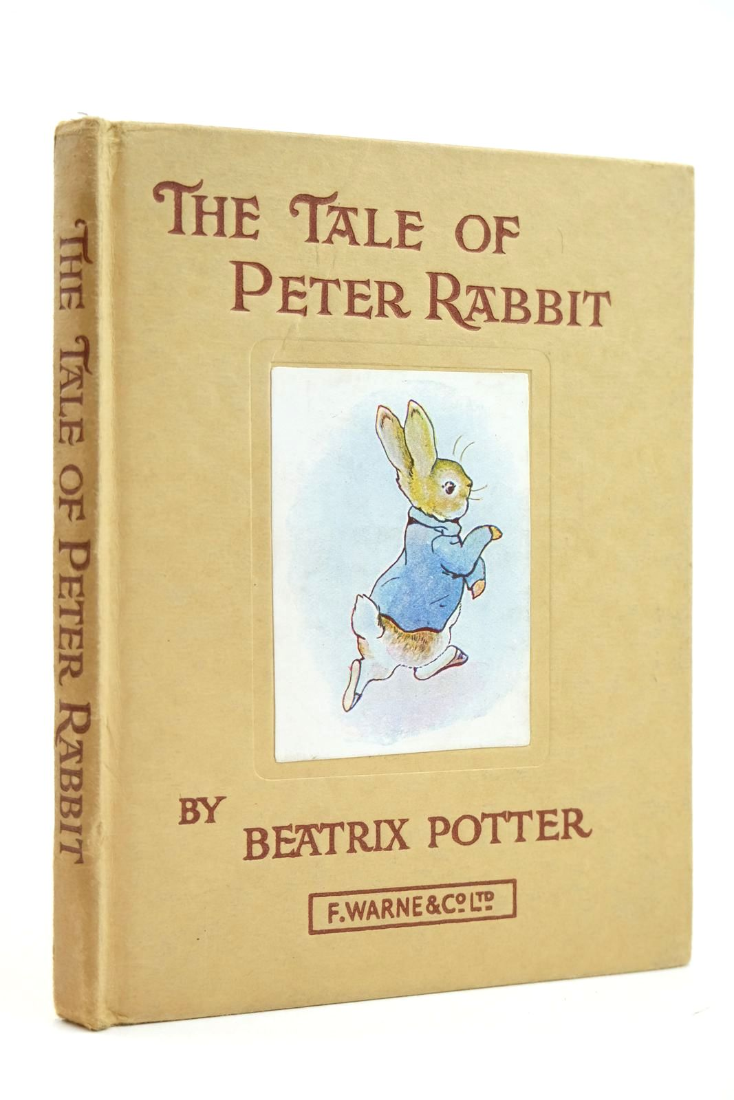 Photo of THE TALE OF PETER RABBIT- Stock Number: 2131890