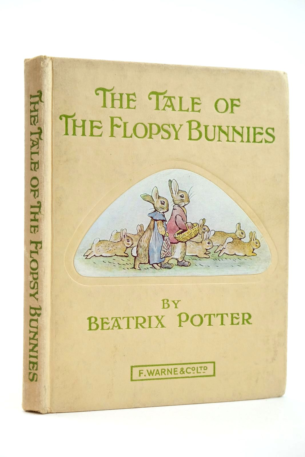 Photo of THE TALE OF THE FLOPSY BUNNIES written by Potter, Beatrix illustrated by Potter, Beatrix published by Frederick Warne & Co Ltd. (STOCK CODE: 2131892)  for sale by Stella & Rose's Books