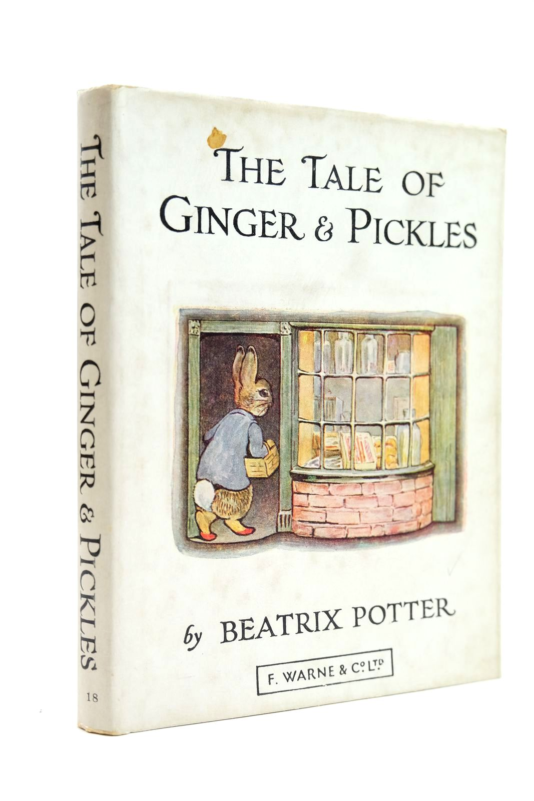 Photo of THE TALE OF GINGER & PICKLES written by Potter, Beatrix illustrated by Potter, Beatrix published by Frederick Warne & Co Ltd. (STOCK CODE: 2131894)  for sale by Stella & Rose's Books