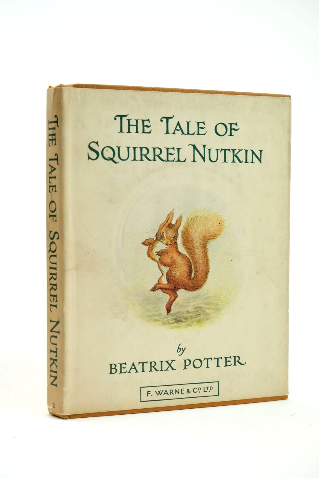 Photo of THE TALE OF SQUIRREL NUTKIN written by Potter, Beatrix illustrated by Potter, Beatrix published by Frederick Warne & Co Ltd. (STOCK CODE: 2131895)  for sale by Stella & Rose's Books