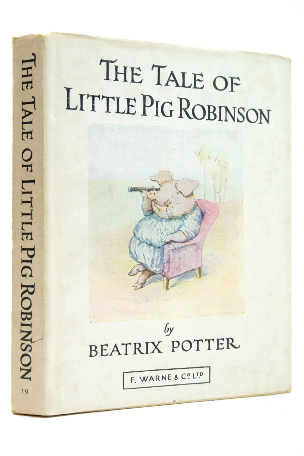 Photo of THE TALE OF LITTLE PIG ROBINSON- Stock Number: 2131897