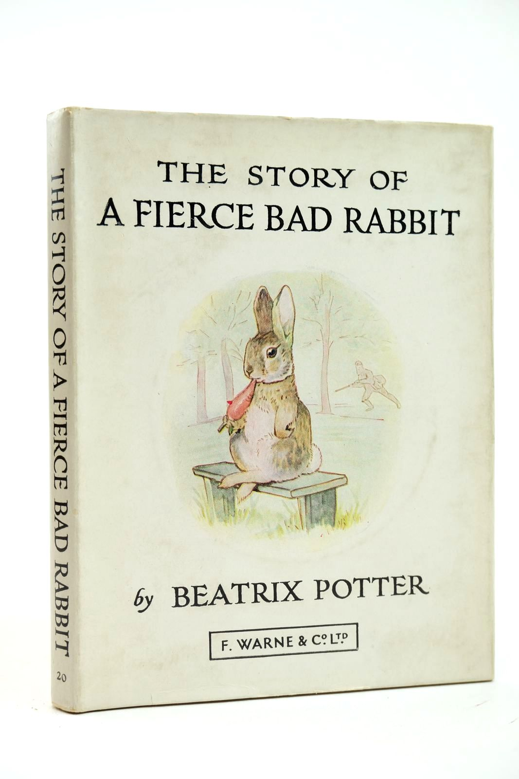Photo of THE STORY OF A FIERCE BAD RABBIT