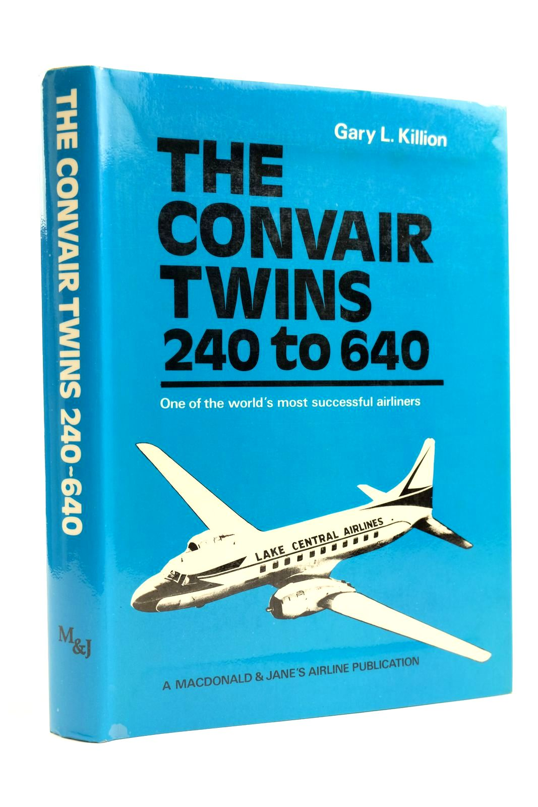 Photo of THE CONVAIR TWINS 240 TO 640- Stock Number: 2131915