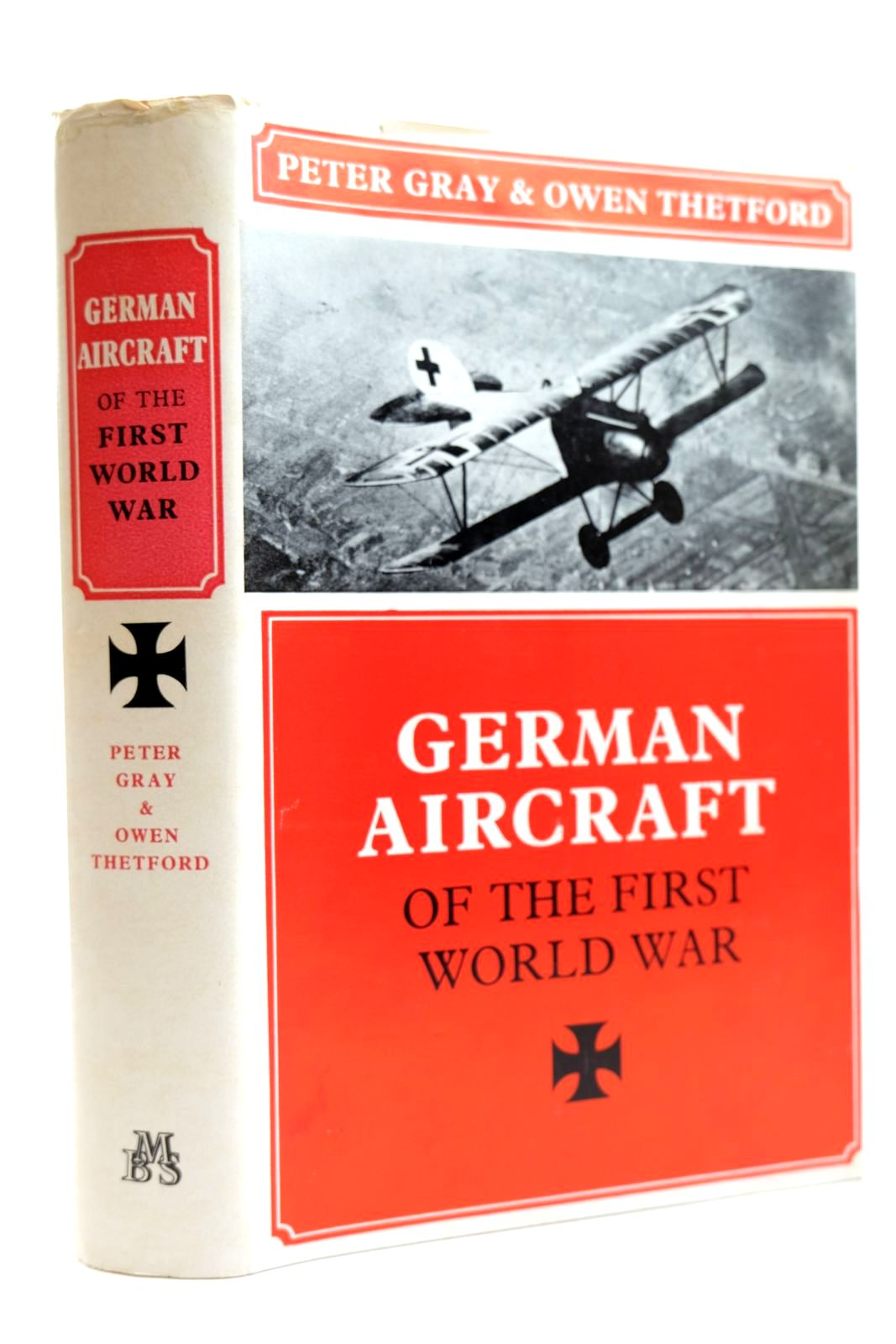 Photo of GERMAN AIRCRAFT OF THE FIRST WORLD WAR written by Gray, Peter