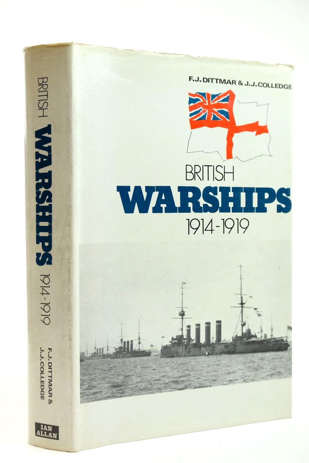 Photo of BRITISH WARSHIPS 1914-1919- Stock Number: 2131918