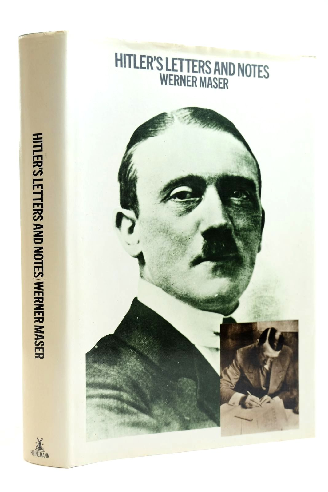 Photo of HITLER'S LETTERS AND NOTES written by Maser, Werner published by Heinemann (STOCK CODE: 2131919)  for sale by Stella & Rose's Books
