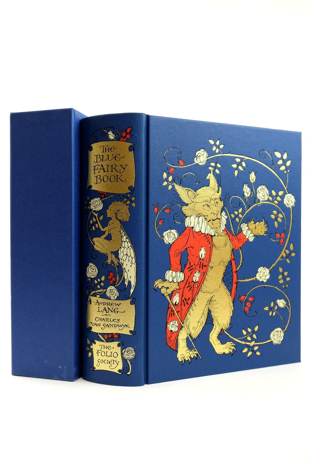 Photo of THE BLUE FAIRY BOOK