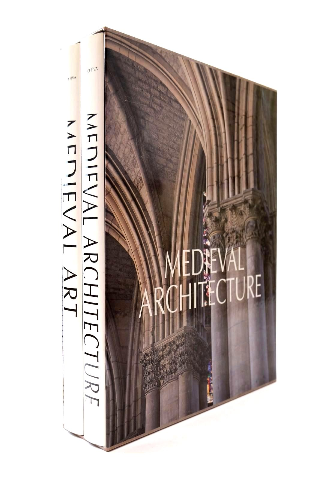 Photo of MEDIEVAL ARCHITECTURE MEDIEVAL ART (2 VOLUMES)- Stock Number: 2131929