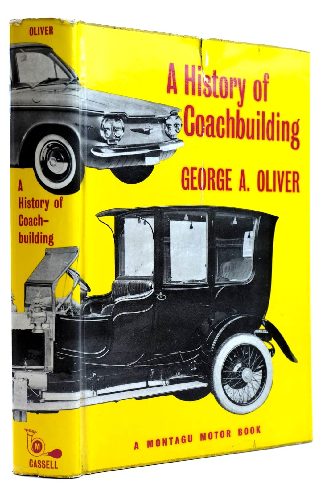 Photo of A HISTORY OF COACHBUILDING- Stock Number: 2131931