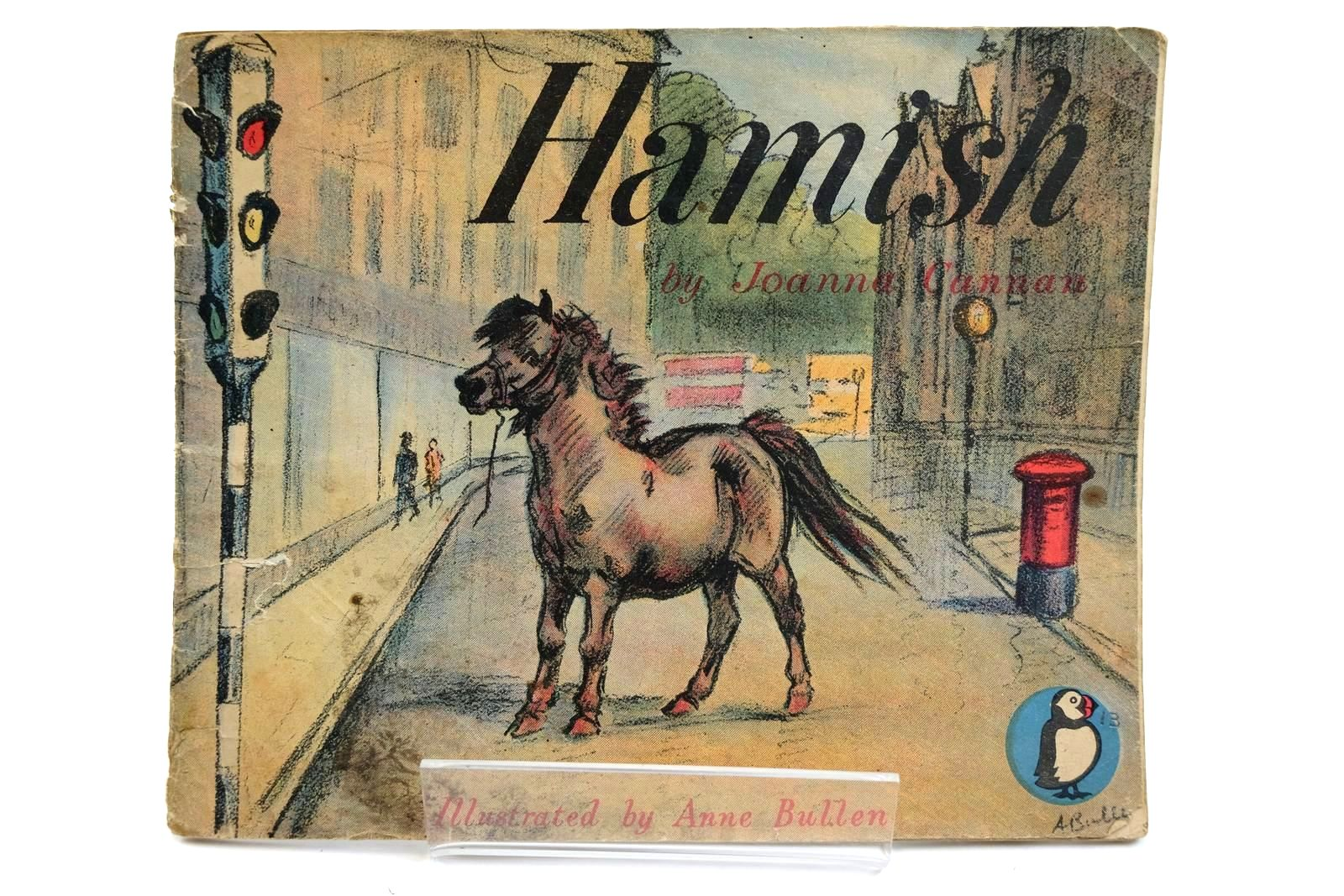 Photo of HAMISH- Stock Number: 2131941