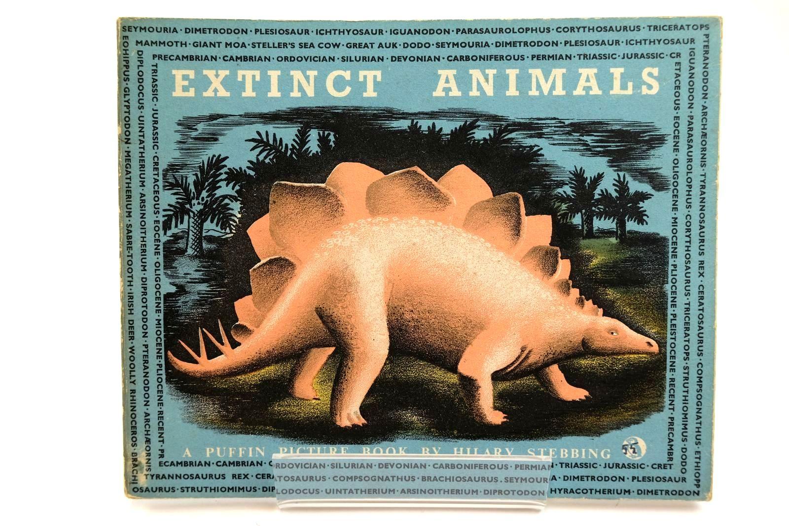 Photo of EXTINCT ANIMALS- Stock Number: 2131942