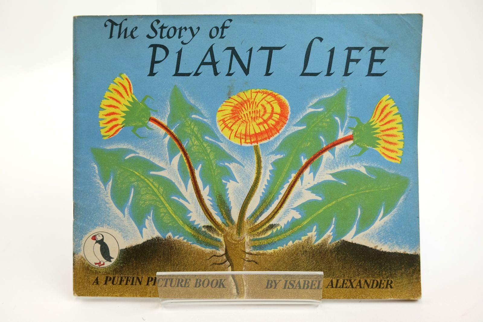 Photo of THE STORY OF PLANT LIFE- Stock Number: 2131943