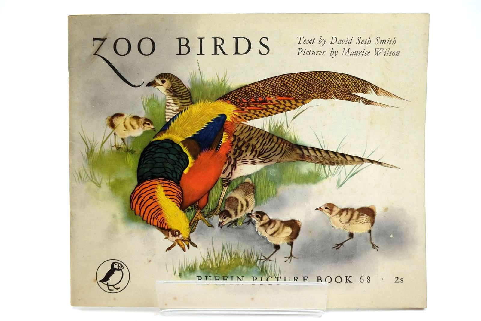 Photo of ZOO BIRDS written by Seth-Smith, David illustrated by Wilson, Maurice published by Penguin (STOCK CODE: 2131944)  for sale by Stella & Rose's Books