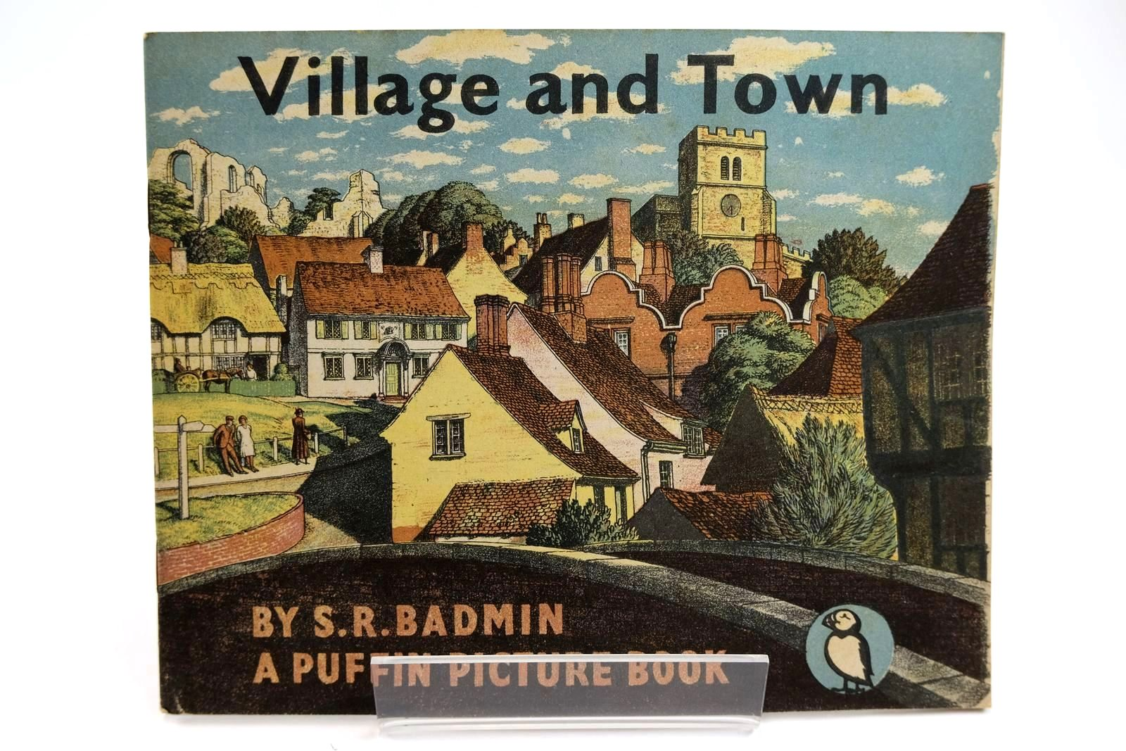 Photo of VILLAGE AND TOWN- Stock Number: 2131946