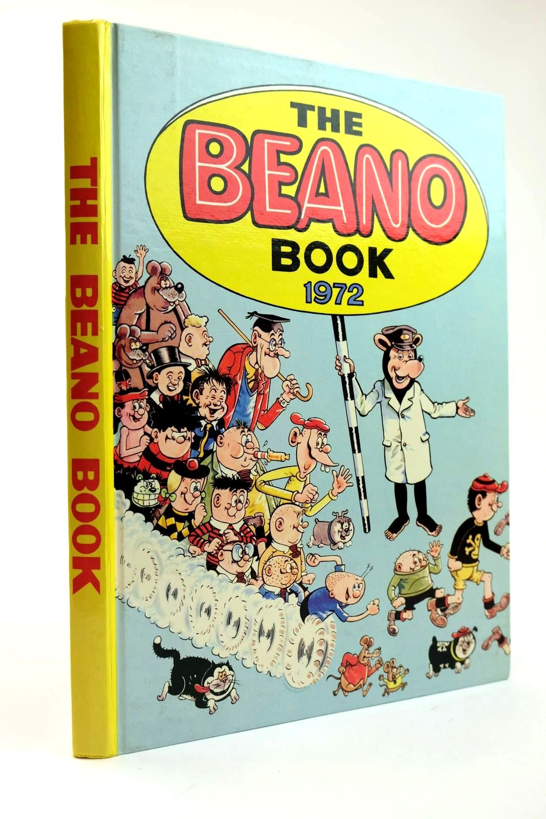 Photo of THE BEANO BOOK 1972- Stock Number: 2131953