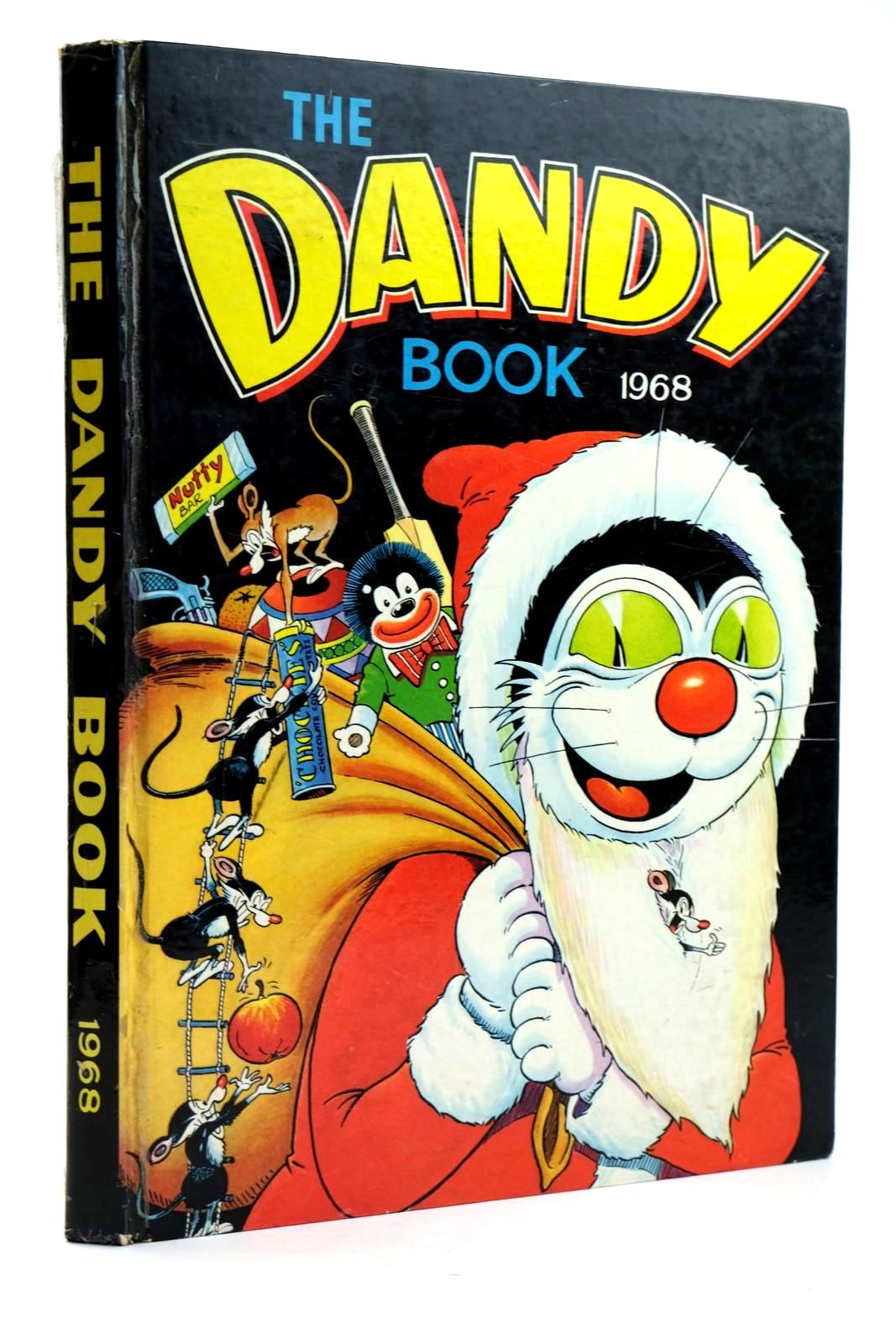 Photo of THE DANDY BOOK 1968 published by D.C. Thomson & Co Ltd. (STOCK CODE: 2131954)  for sale by Stella & Rose's Books