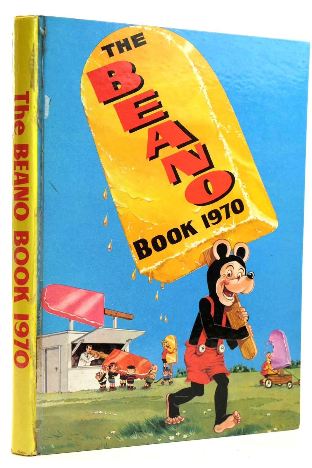 Photo of THE BEANO BOOK 1970 published by D.C. Thomson & Co Ltd. (STOCK CODE: 2131963)  for sale by Stella & Rose's Books