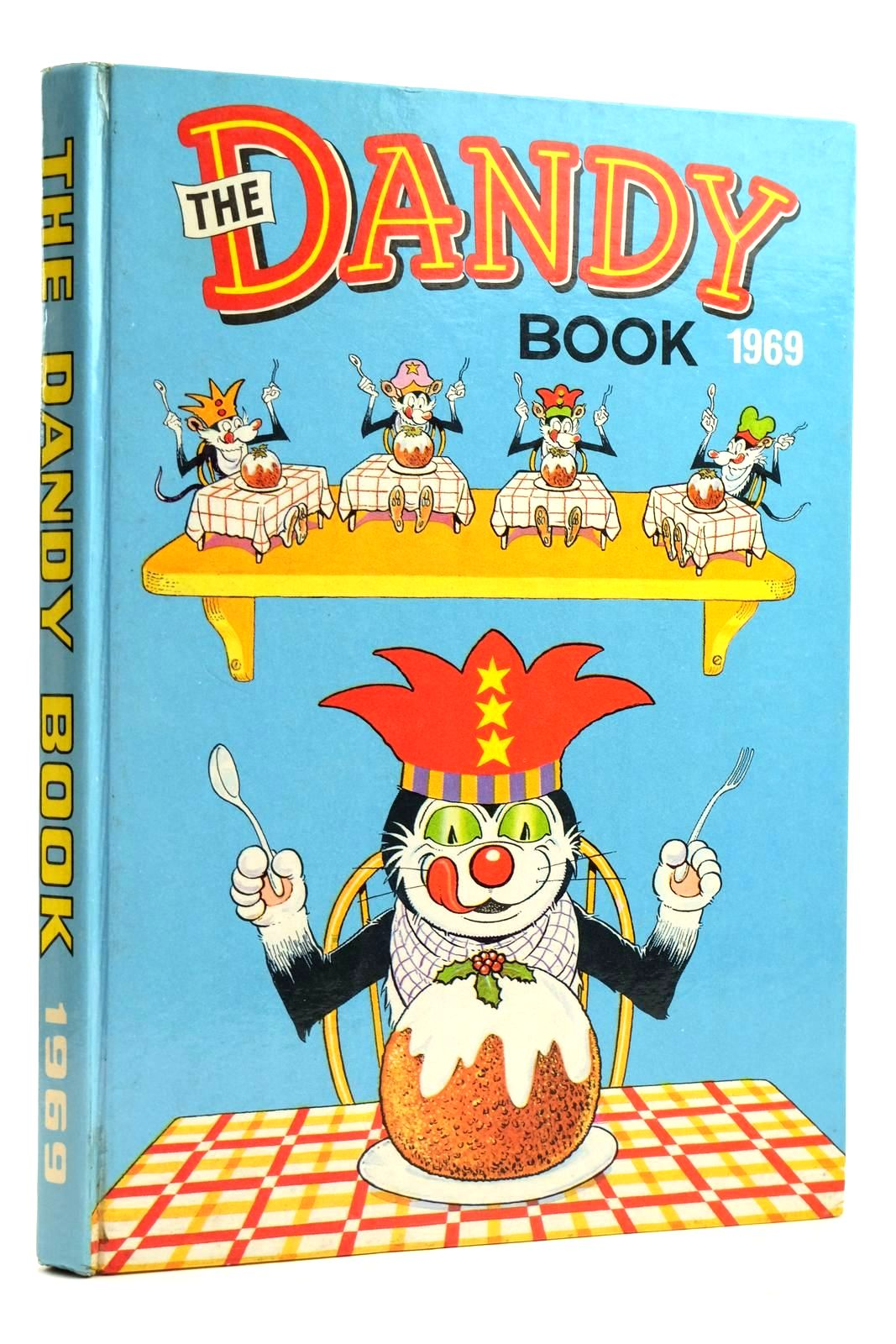 Photo of THE DANDY BOOK 1969 published by D.C. Thomson & Co Ltd. (STOCK CODE: 2131964)  for sale by Stella & Rose's Books