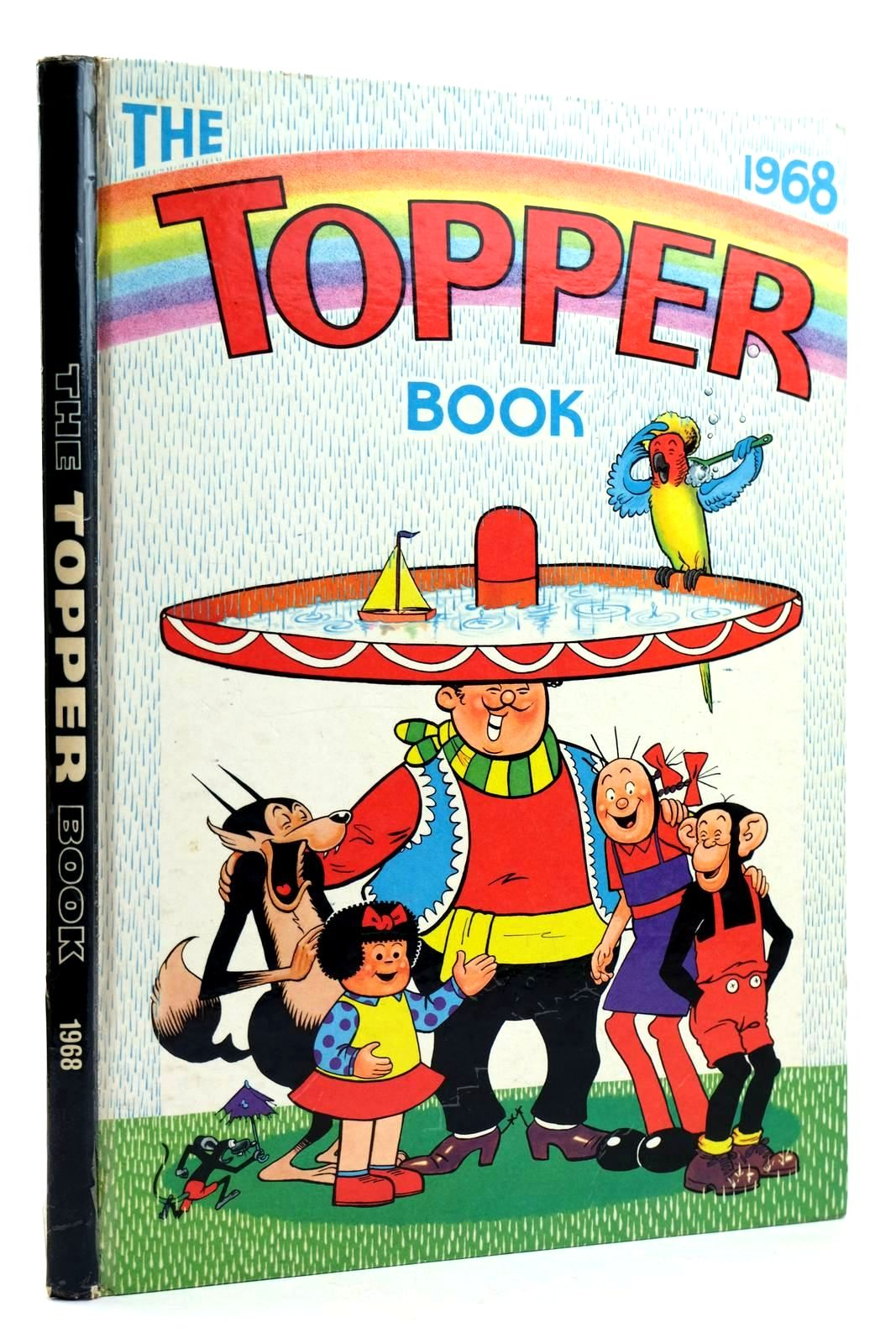 Photo of THE TOPPER BOOK 1968- Stock Number: 2131965