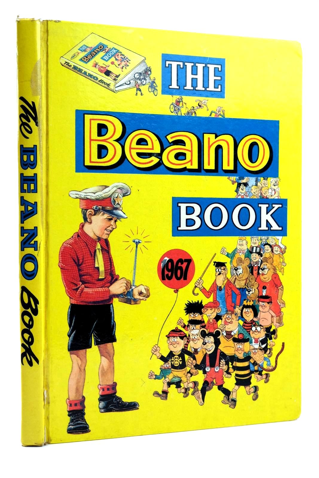 Photo of THE BEANO BOOK 1967- Stock Number: 2131966