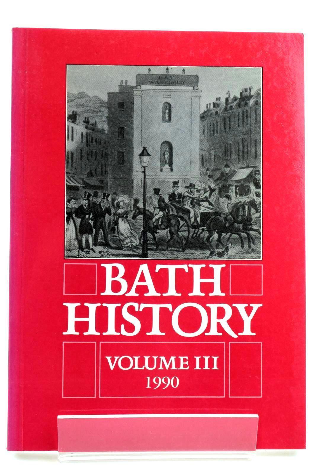 Photo of BATH HISTORY VOLUME III- Stock Number: 2131973