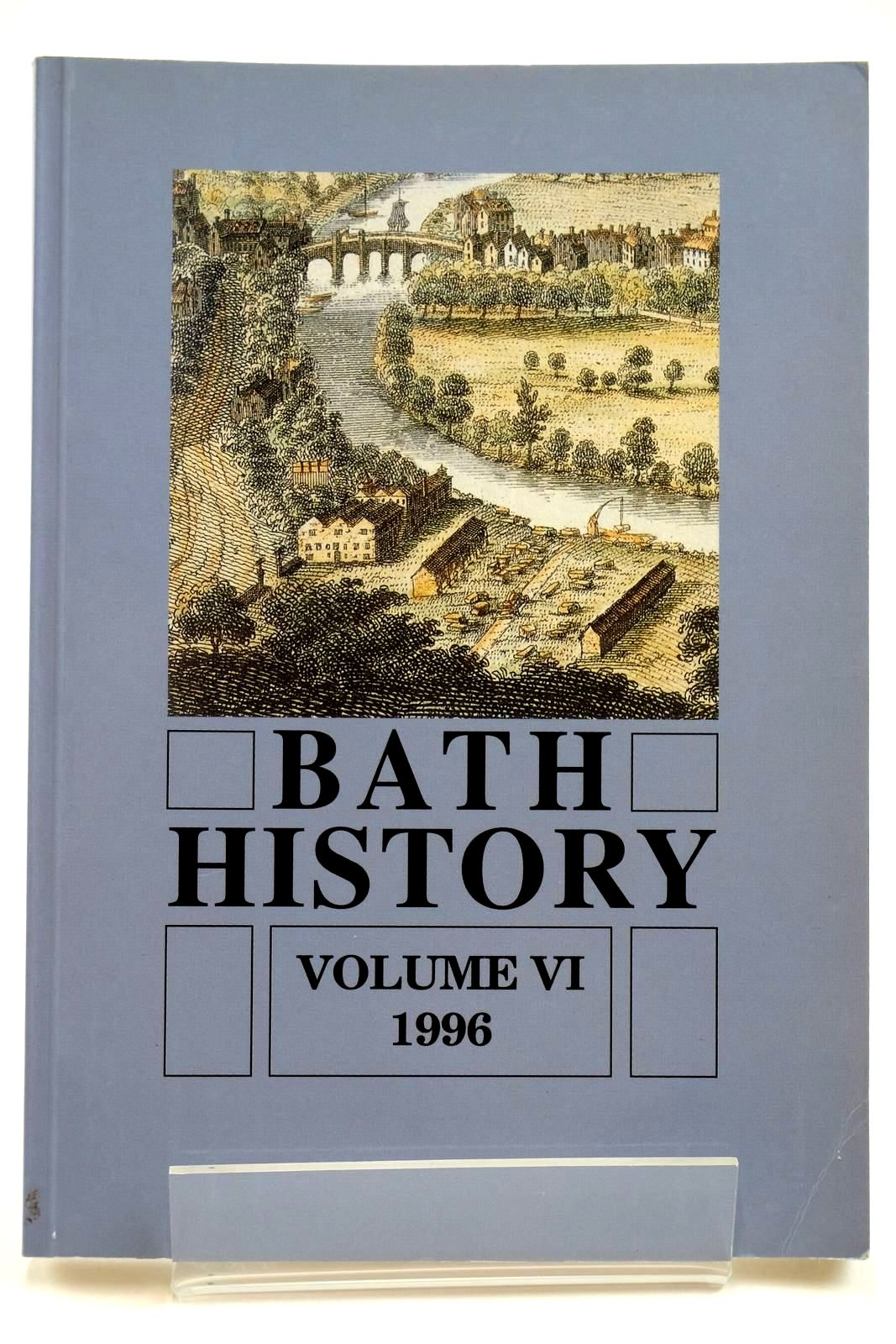 Photo of BATH HISTORY VOLUME VI- Stock Number: 2131974