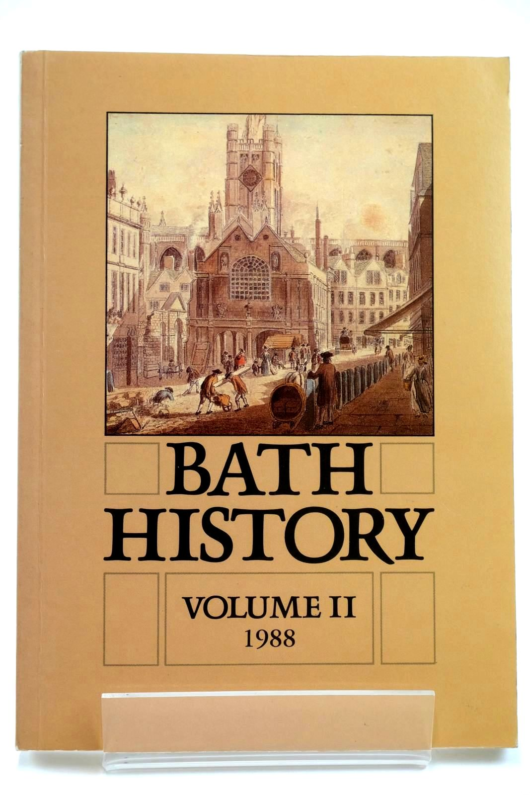 Photo of BATH HISTORY VOLUME II written by Davenport, Peter et al,  published by Alan Sutton (STOCK CODE: 2131975)  for sale by Stella & Rose's Books