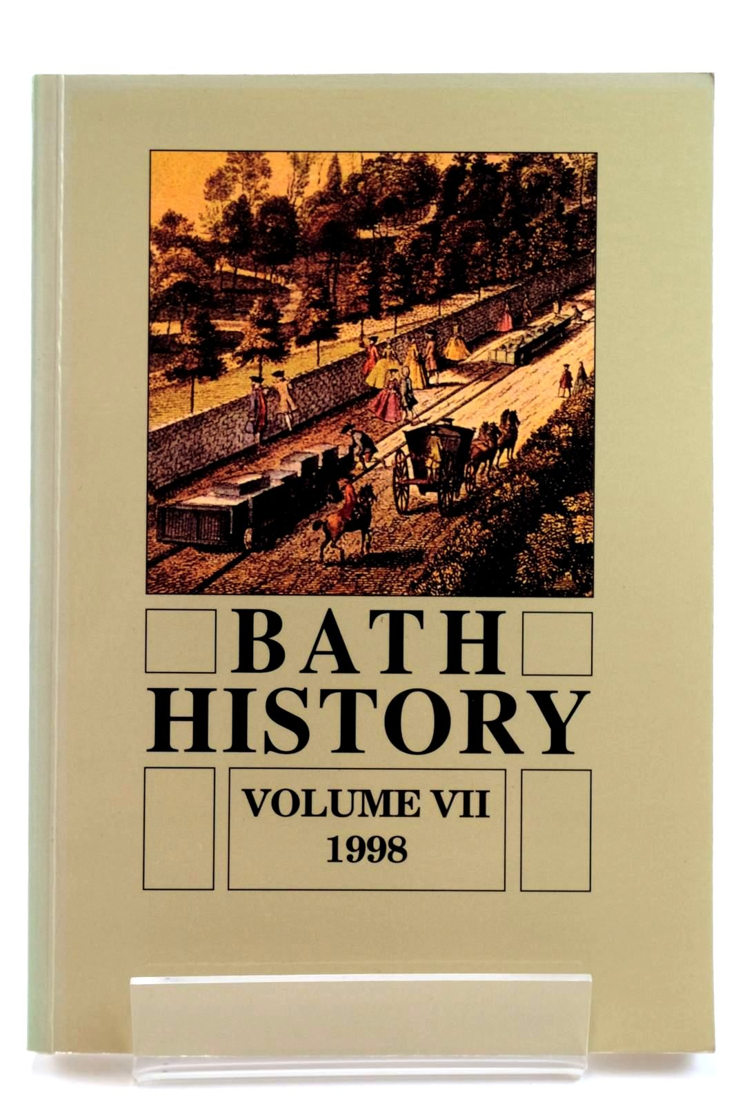 Photo of BATH HISTORY VOLUME VII- Stock Number: 2131976
