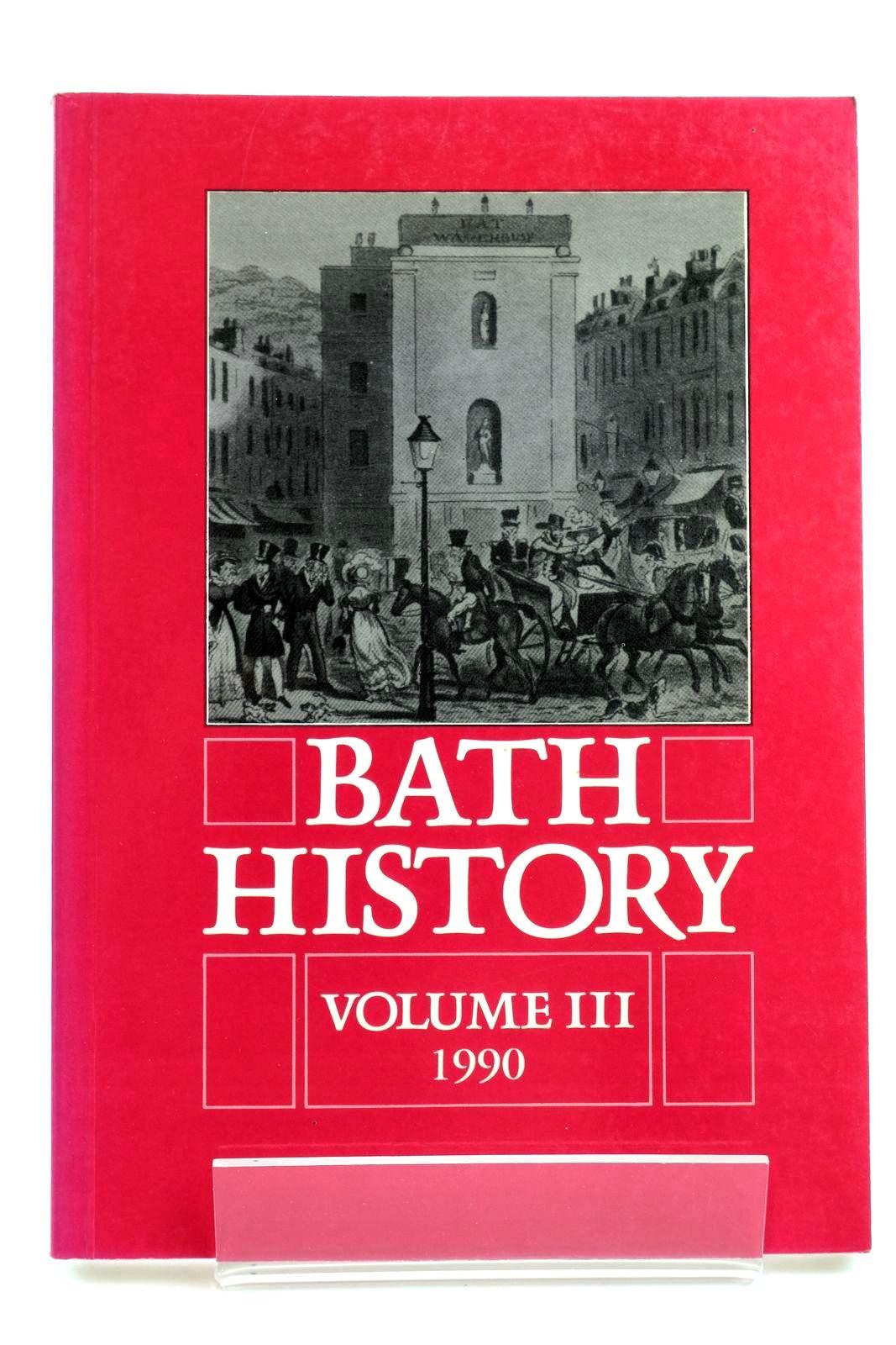 Photo of BATH HISTORY VOLUME III- Stock Number: 2131977
