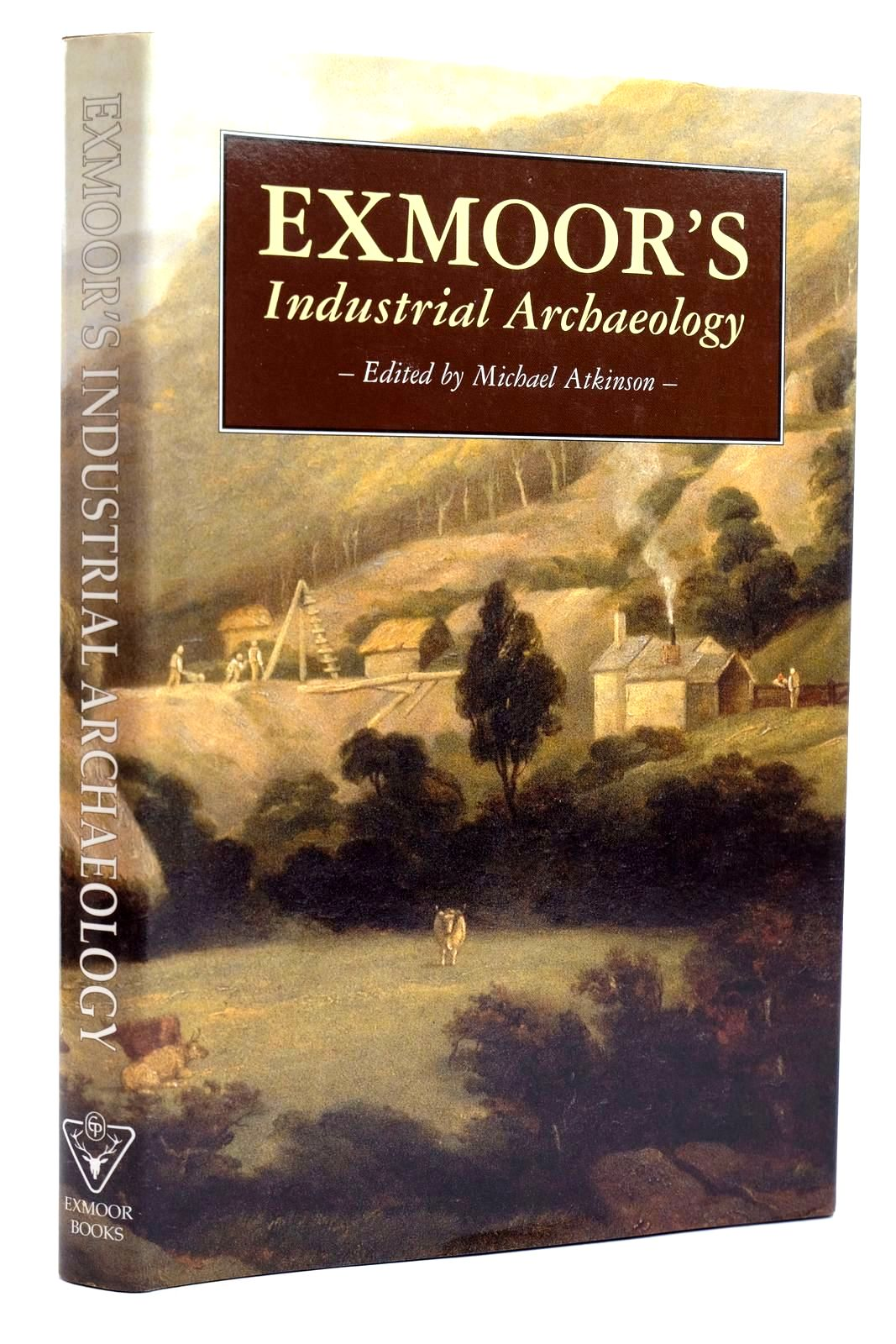 Photo of EXMOOR'S INDUSTRIAL ARCHAEOLOGY written by Atkinson, Michael published by Exmoor Books (STOCK CODE: 2131978)  for sale by Stella & Rose's Books