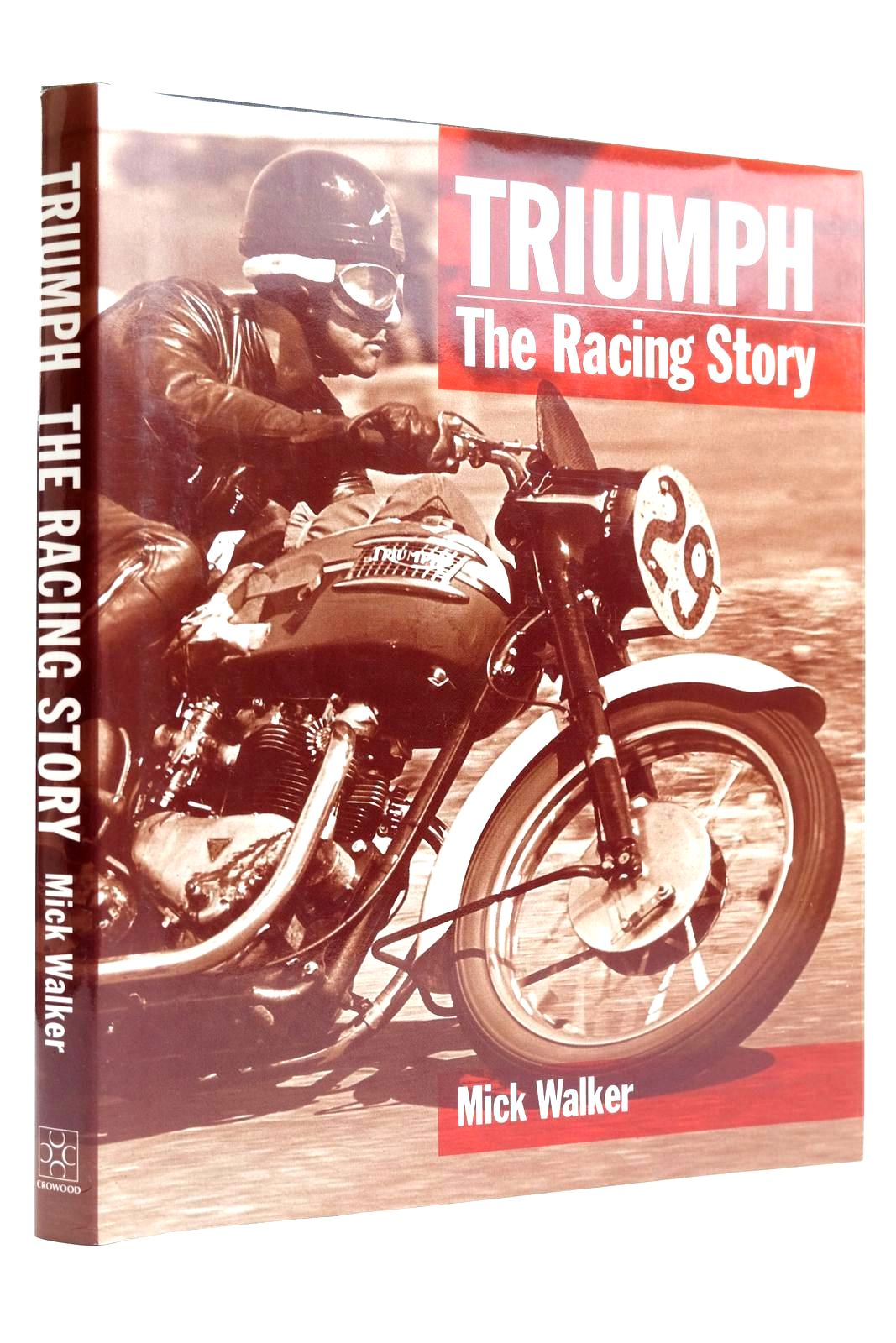 Photo of TRIUMPH THE RACING STORY- Stock Number: 2131987