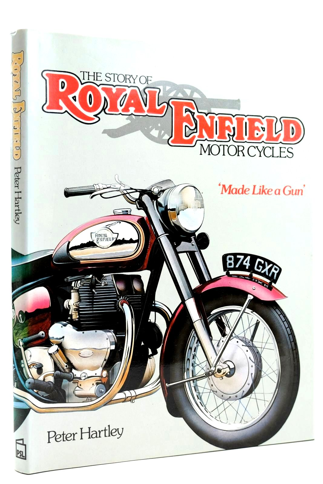 Photo of THE STORY OF ROYAL ENFIELD MOTOR CYCLES- Stock Number: 2131988