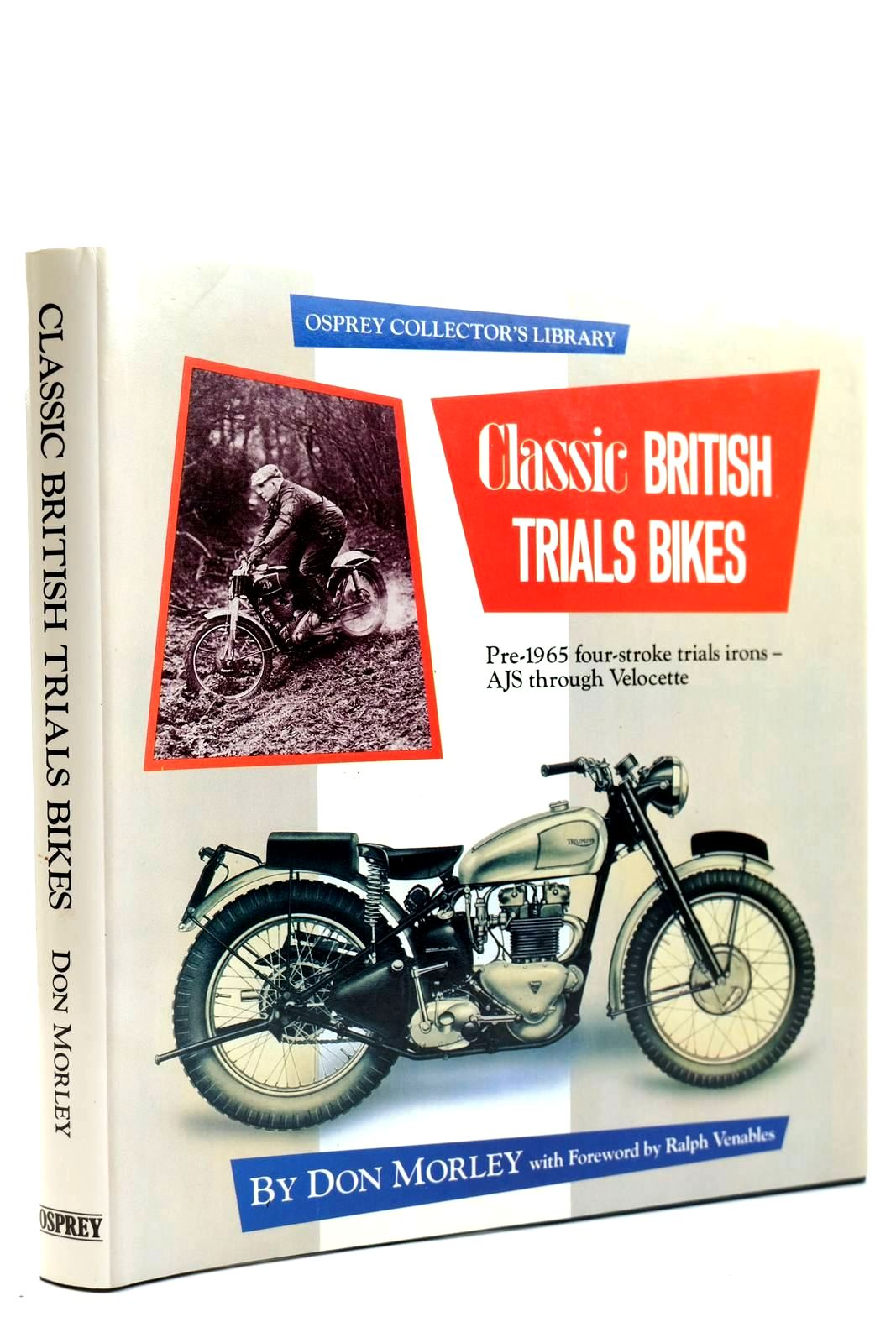 Photo of CLASSIC BRITISH TRIALS BIKES written by Morley, Don published by Osprey Publishing (STOCK CODE: 2131992)  for sale by Stella & Rose's Books