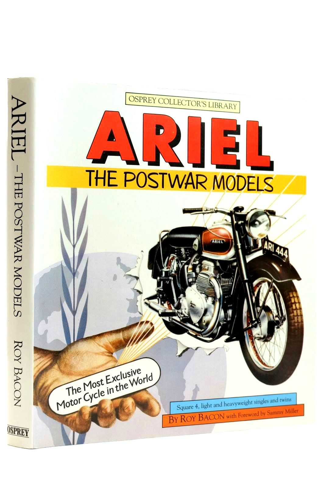 Photo of ARIEL THE POSTWAR MODELS written by Bacon, Roy published by Osprey Publishing (STOCK CODE: 2131995)  for sale by Stella & Rose's Books