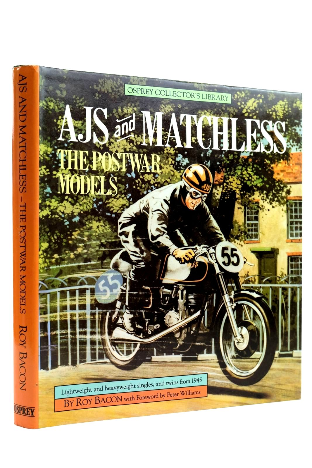 Photo of AJS AND MATCHLESS THE POSTWAR MODELS written by Bacon, Roy published by Osprey Publishing (STOCK CODE: 2131996)  for sale by Stella & Rose's Books