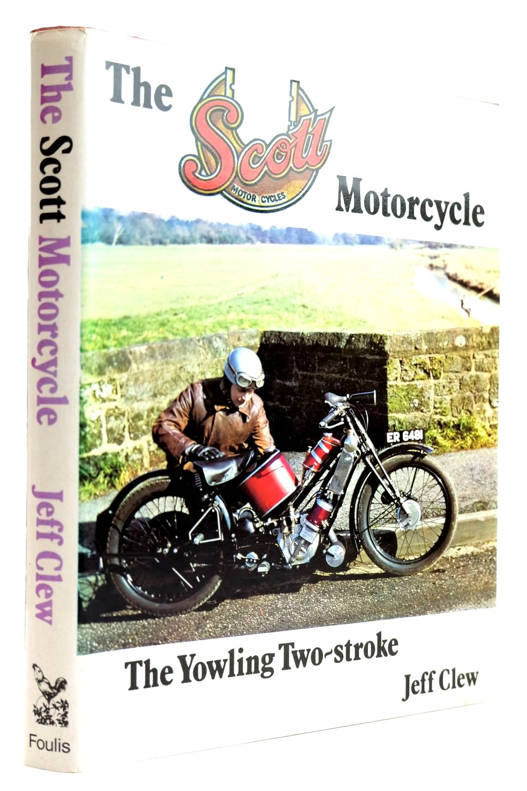 Photo of THE SCOTT MOTORCYCLE THE YOWLING TWO-STROKE written by Clew, Jeff published by Foulis, Haynes (STOCK CODE: 2131997)  for sale by Stella & Rose's Books