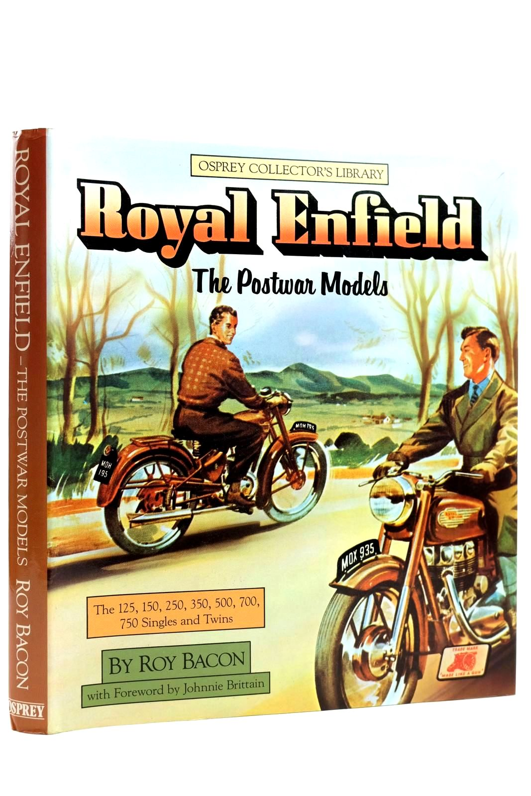 Photo of ROYAL ENFIELD THE POSTWAR MODELS written by Bacon, Roy published by Osprey Publishing (STOCK CODE: 2132001)  for sale by Stella & Rose's Books