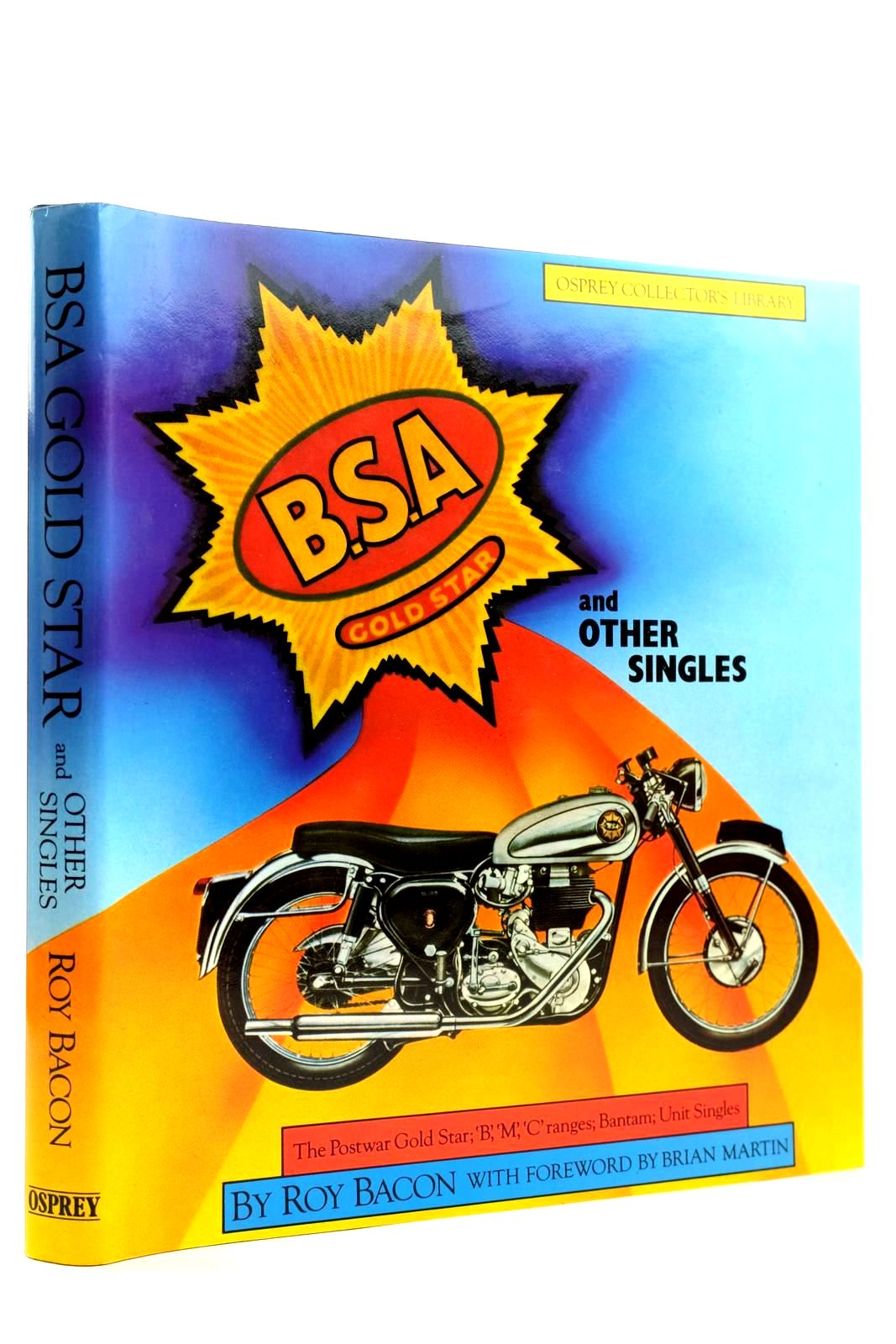 Photo of BSA GOLD STAR AND OTHER SINGLES (OSPREY COLLECTOR'S LIBRARY)- Stock Number: 2132002