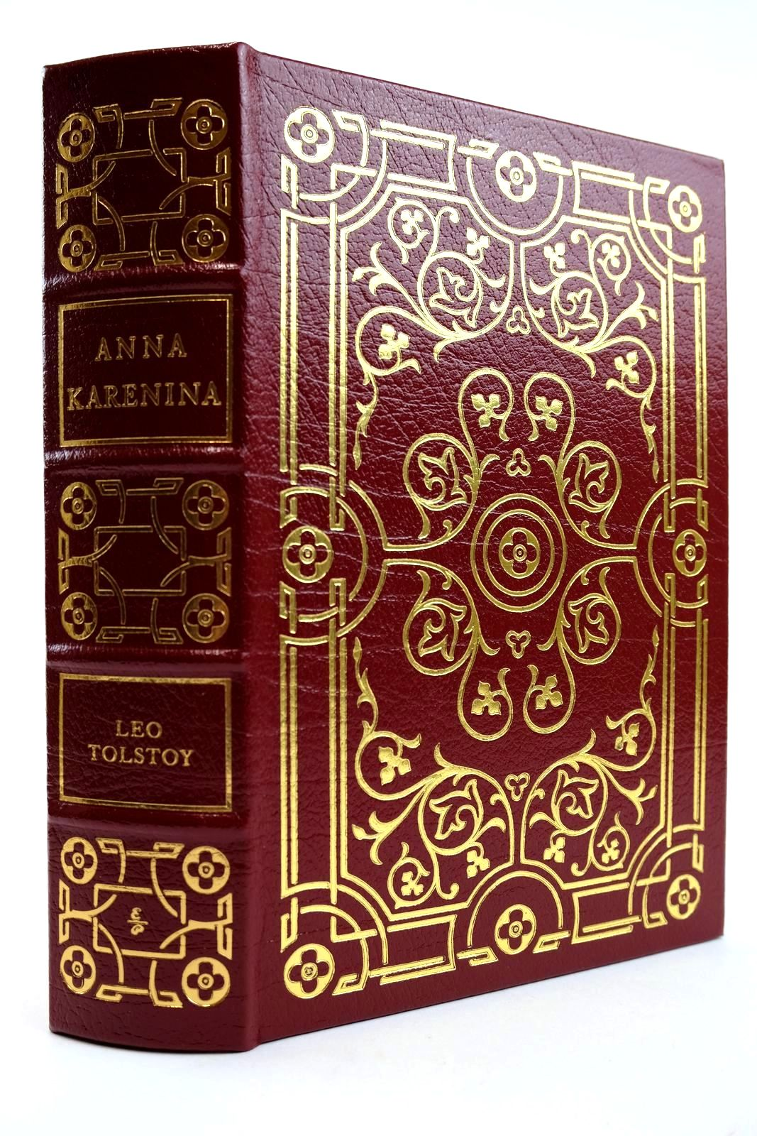 Photo of ANNA KARENINA written by Tolstoy, Leo<br />Garnett, Constance<br />Trilling, Lionel published by Easton Press (STOCK CODE: 2132005)  for sale by Stella & Rose's Books