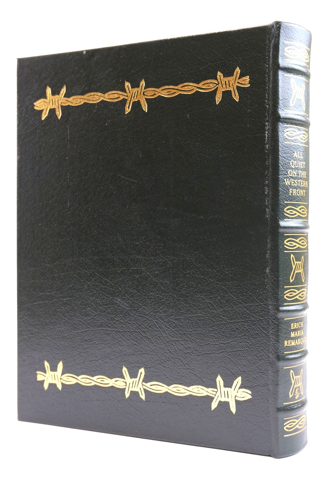 Photo of ALL QUIET ON THE WESTERN FRONT written by Remarque, Erich Maria illustrated by Groth, John published by Easton Press (STOCK CODE: 2132008)  for sale by Stella & Rose's Books