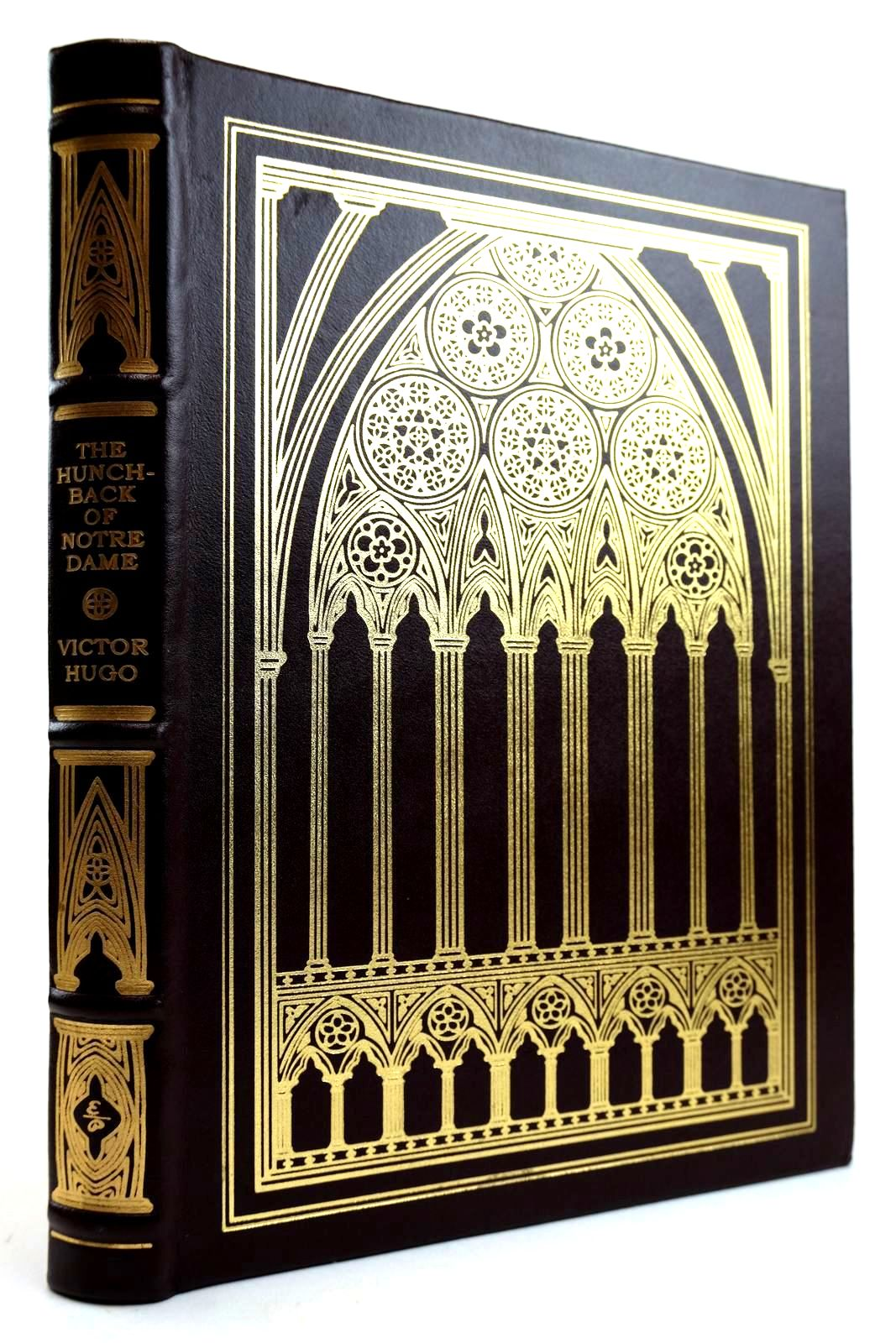 Photo of THE HUNCHBACK OF NOTRE DAME written by Hugo, Victor illustrated by Lamotte, Bernard published by Easton Press (STOCK CODE: 2132009)  for sale by Stella & Rose's Books