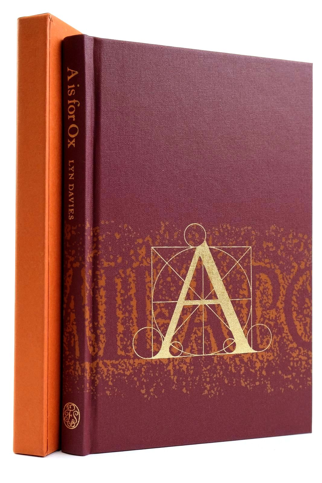 Photo of A IS FOR OX written by Davies, Lyn published by Folio Society (STOCK CODE: 2132038)  for sale by Stella & Rose's Books